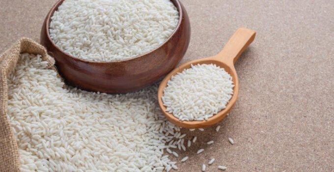 Sobras de arroz