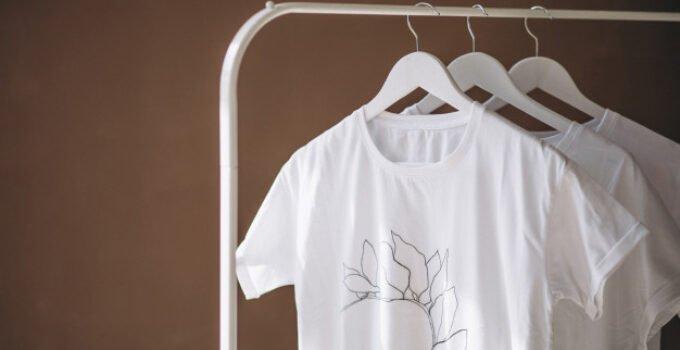 Como remover manchas de roupas brancas?