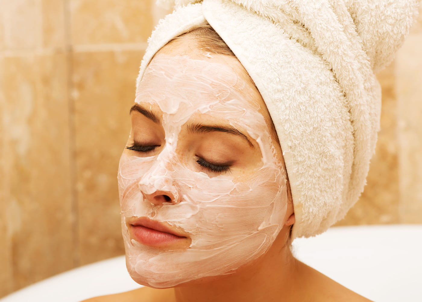 Máscara facial caseira – Para que servem e qual escolher